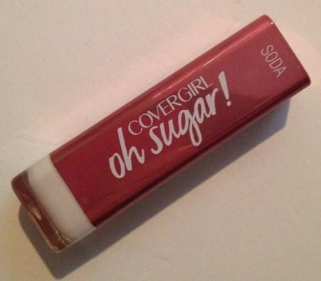 Covergirl Oh Sugar! Vitamin Infused Lip Balm in Soda