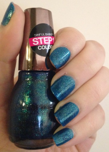 SinfulColors SinfulShine – Shining Couture
