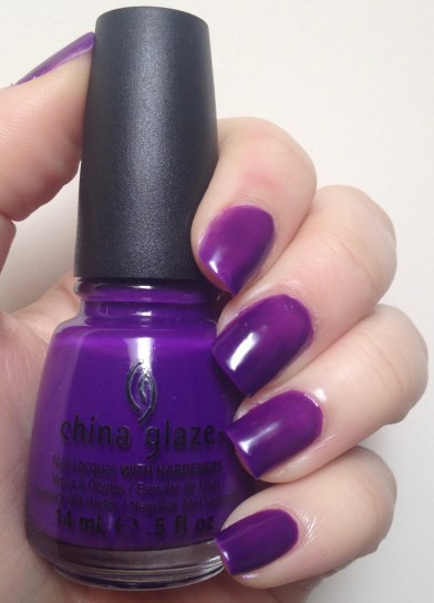 China Glaze in Creative Fantasy