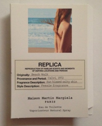 Replica Beach Walk Perfume