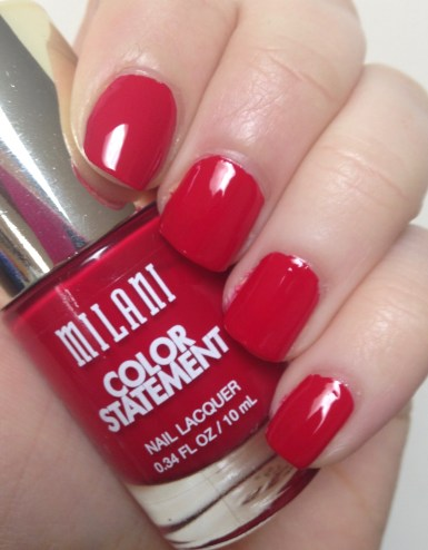Milani Color Statement – Red Label