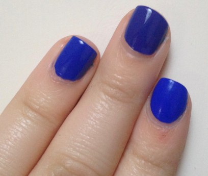 Milani Blue Print vs Milani Blue Jay vs Essie Butler Please