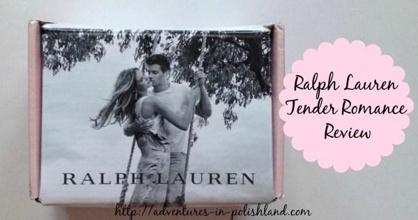 Ralph Lauren Tender Romance Review