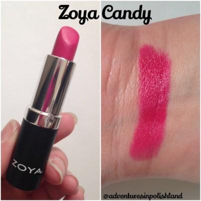 Zoya Candy   Adventures in Polishland