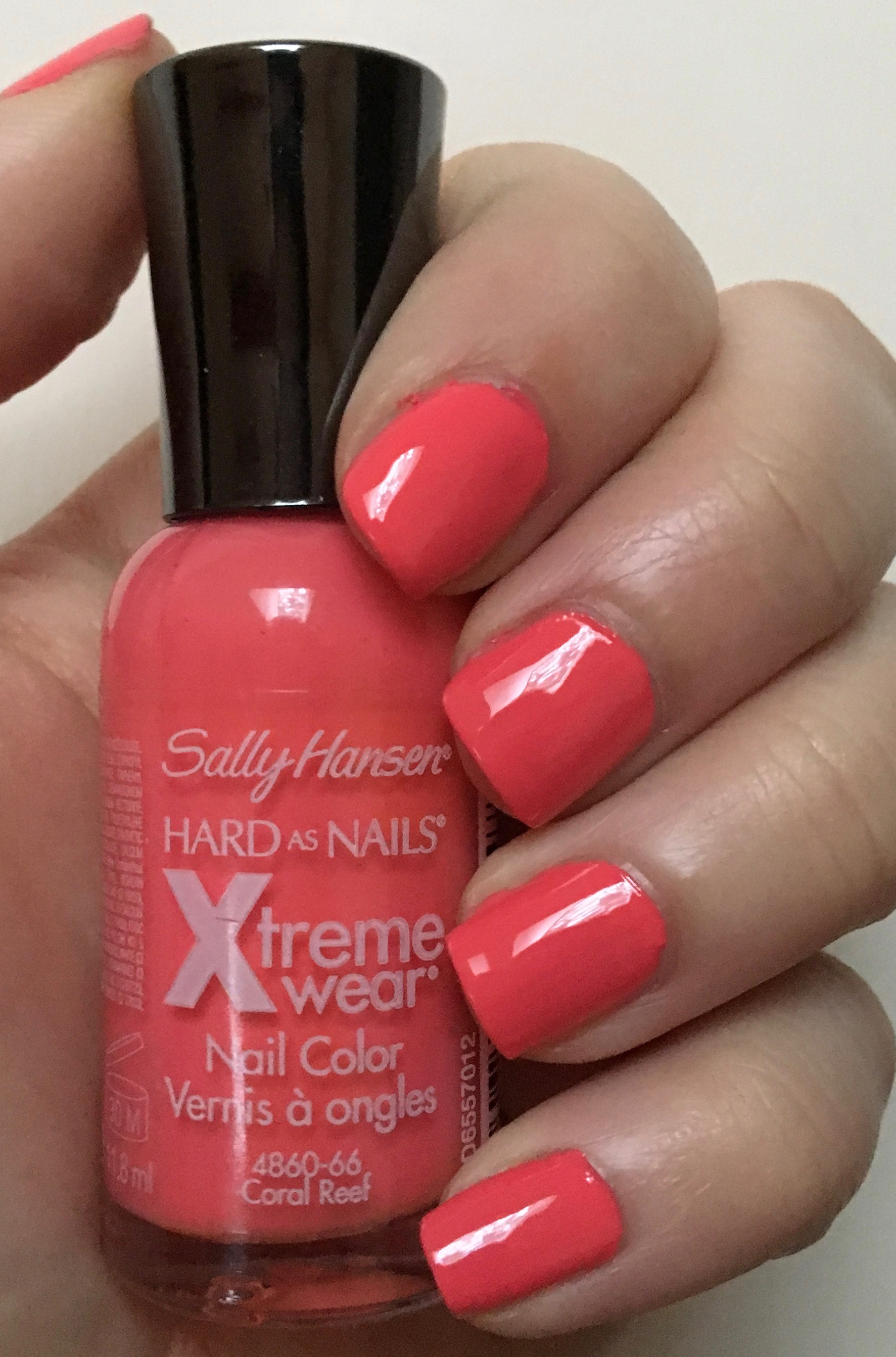 Dare to Compare | Comparing 5 Coral Nail Polishes – Adventures in ...