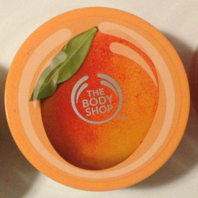 The Body Shop Mango Body Scrub