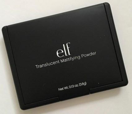 ELF Cosmetics Translucent Mattifying Powder