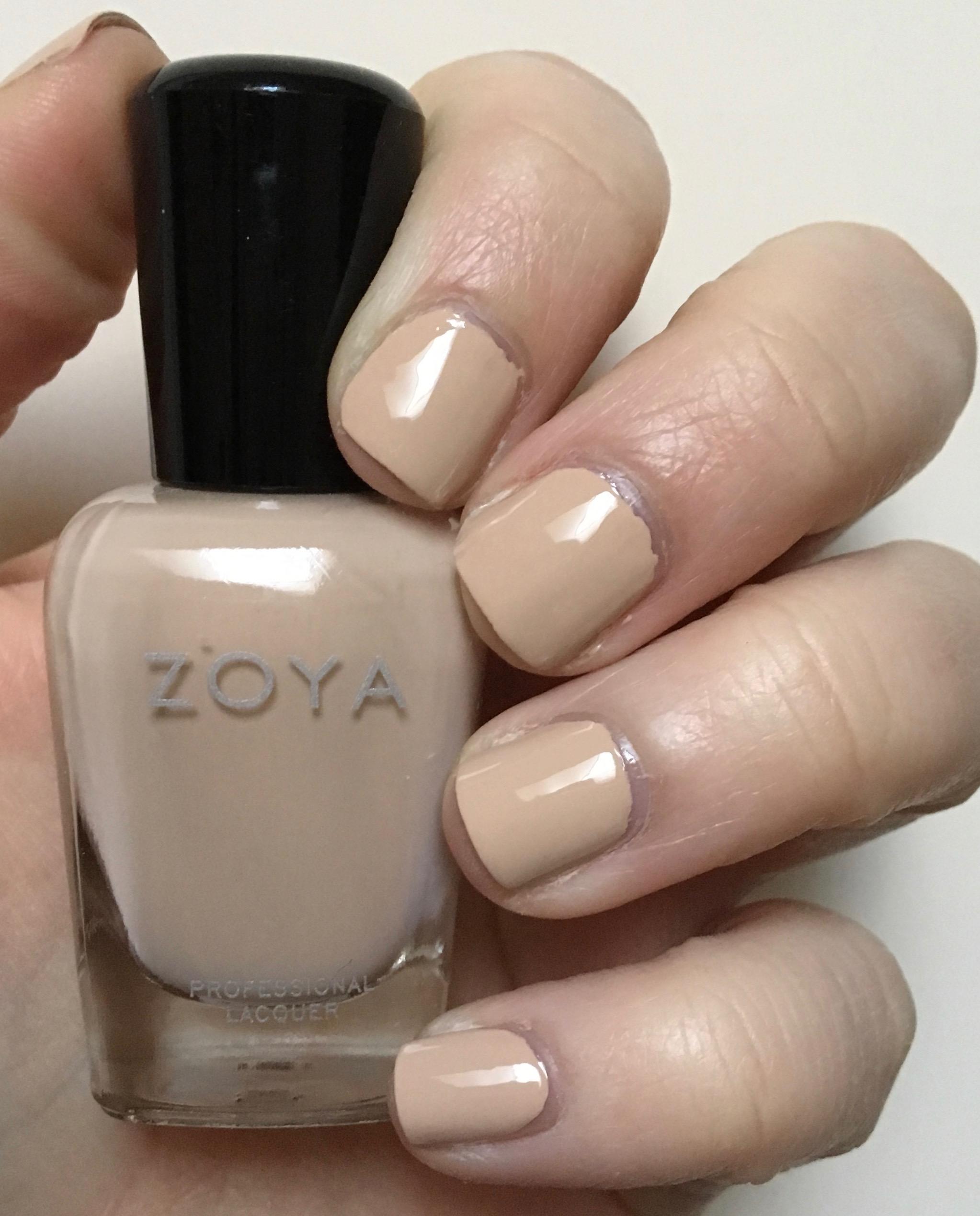 Why Does Nail Polish Zoya Reviews - Creative Touch