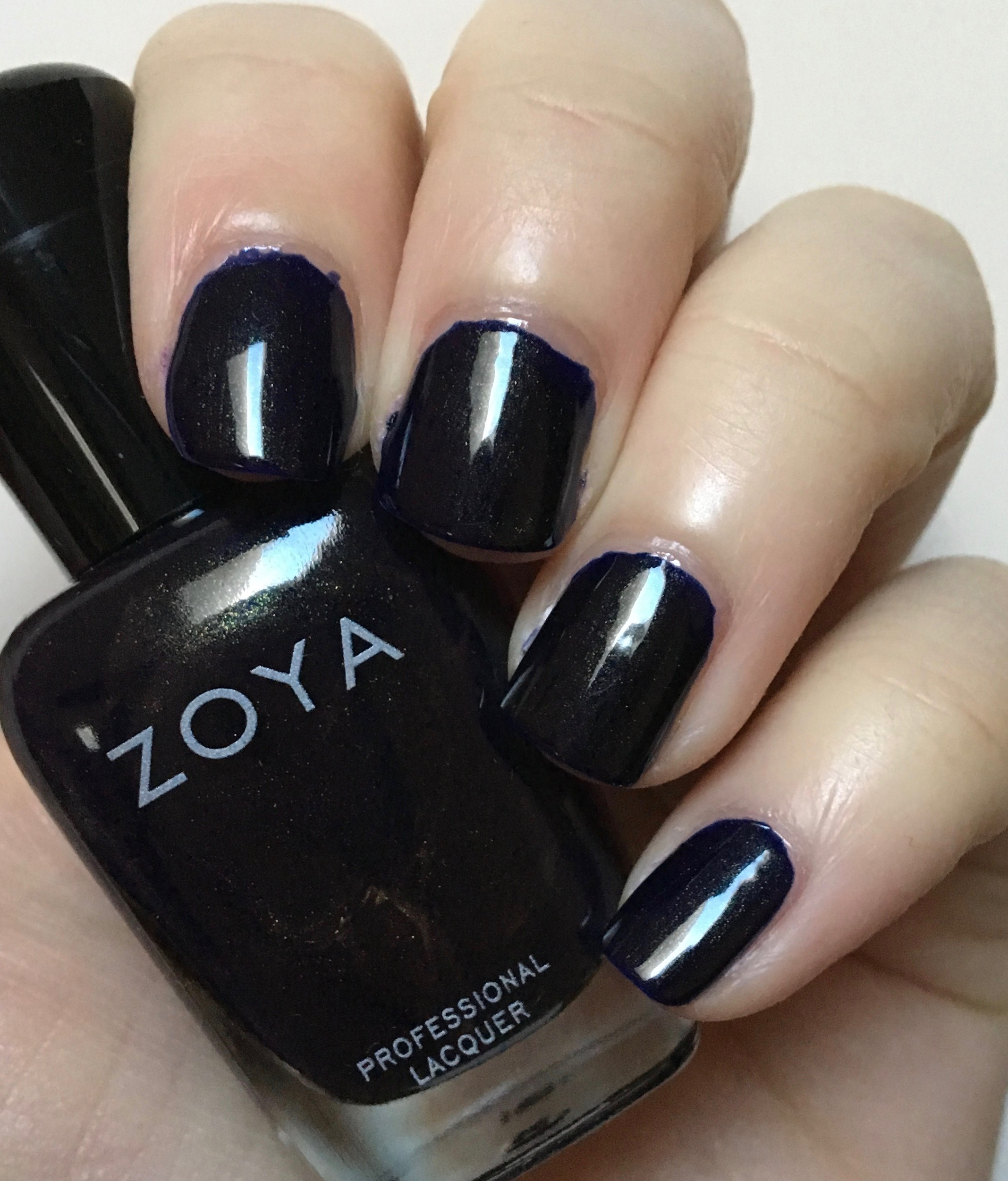 Zoya Nail Polish Party Girls Collection Review   Winter & Holiday ...