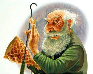 Trzynastu islandzkich Mikołajów- Ketkrókur