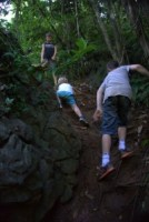 A boys adventure