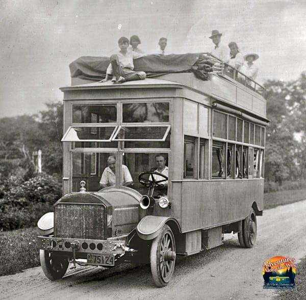 Conklin Gypsy Van