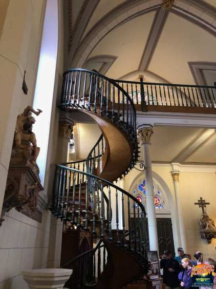 Miraculous Staircase - Jeff and Cathy Evans