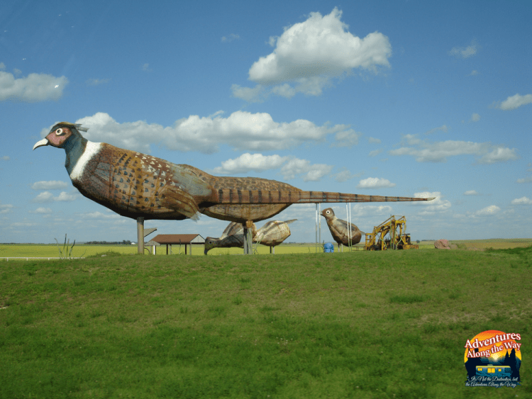 North Dakota's Enchanted Highway