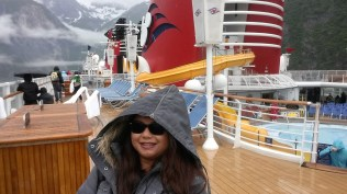 Diney Wonder Alaska Tracy Arm