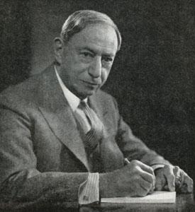 Hugo Gernsback (1884–1967) magazine publisher