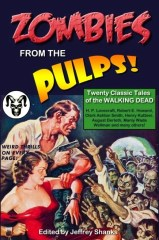 Zombies from the Pulps Front cover