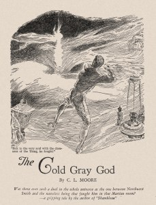 The Cold Gray God