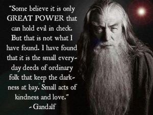 Tolkien-quote