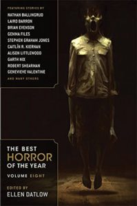 Datlow Best Horror Eight
