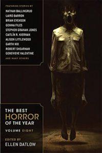Datlow Best Horror Eight