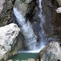 Cane River Falls, Saint Andrew