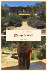 Chocolate mill Daylesford