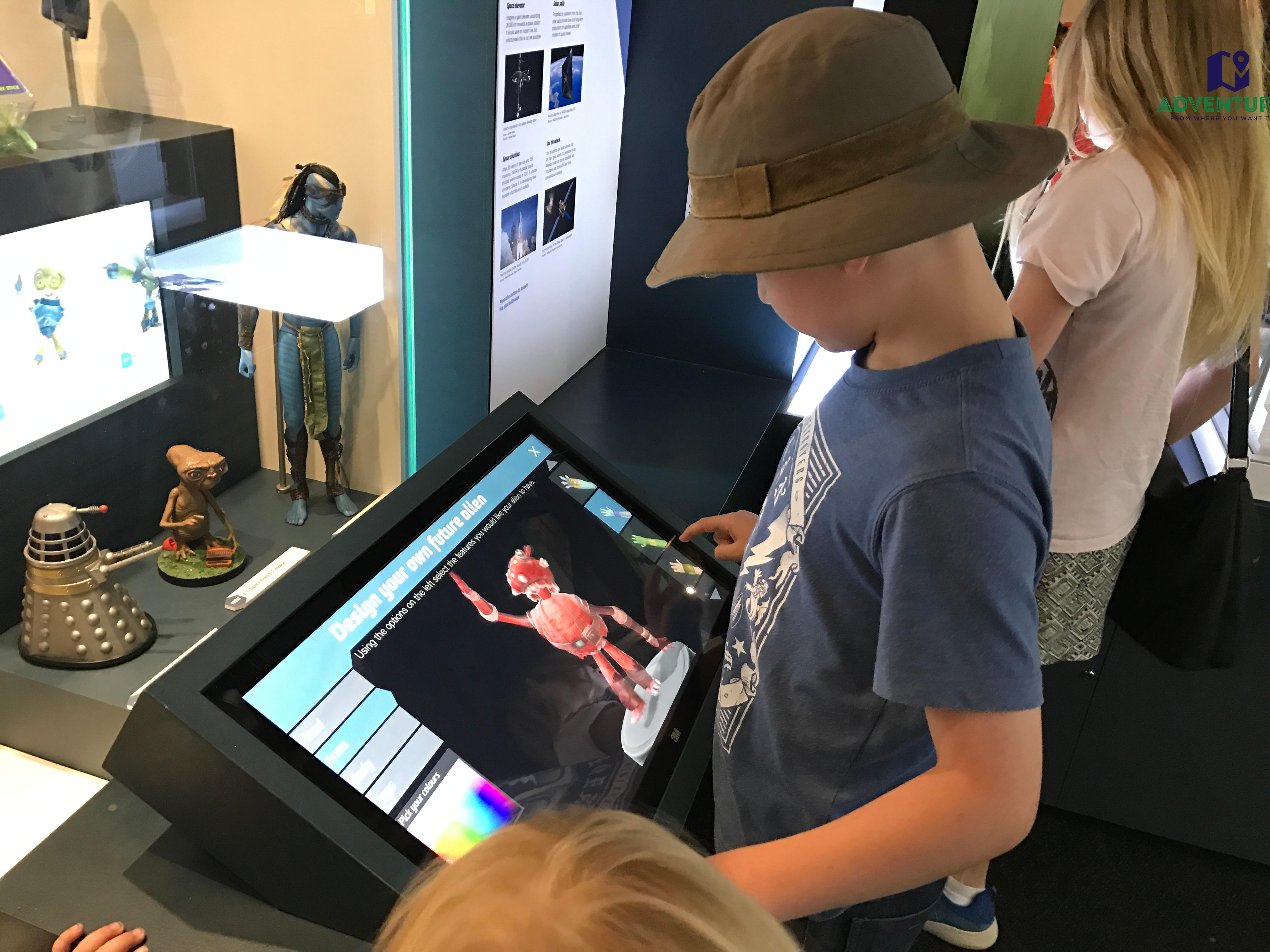 Science Works - Main exhibit