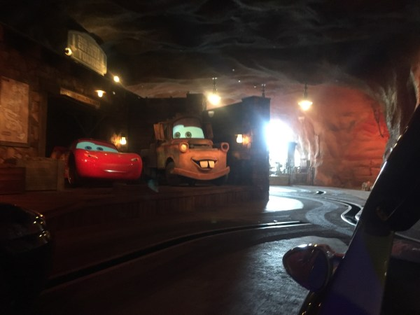 Radiator Springs Racing (Cars Land)