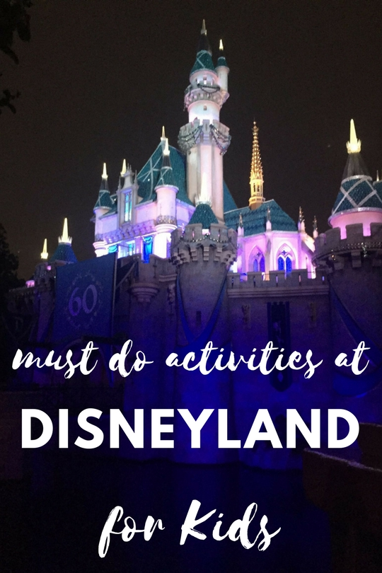 Disneyland really is the happiest place on earth, however, if you have decided to go in Peak season, or only have a couple of days to experience it, it can be a bit overwhelming trying to fit everything in. We have put together a list of our children's top 5 must do activities at Disneyland for kids. Because, as much as you want to do everything at Disneyland sometimes it is just not possible.