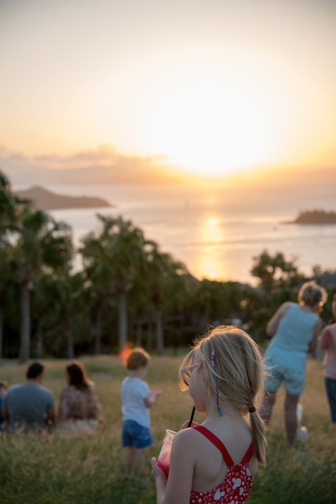 What are the top ten activities to do with your children at Hamilton Island