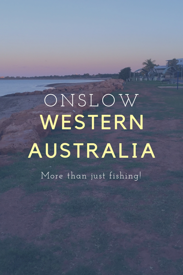 Take a visit to Onslow in Western Australia. A beautiful coastal town rich in wonder and history.