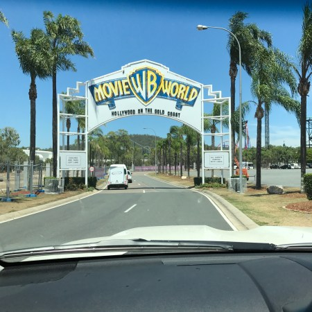 List of Films and TV shows filmed at Village Roadshow Studios on the Gold Coast