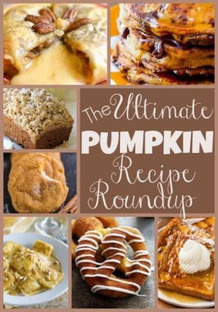 The Ultimate Pumpkin Recipe Roundup - HMLP 52 Feature