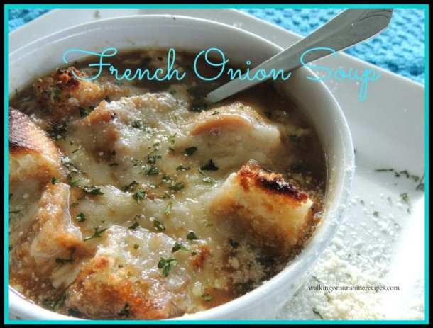 French Onion Soup - HMLP 58 Feature