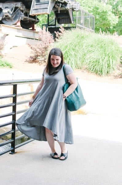 Giving Back Dressember profiling Molly from Still Being Molly by North Carolina Lifestyle Blogger Adventures of Frugal Mom