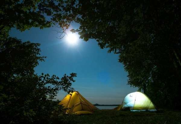 Four Money-Saving Tips for Your Next Family Camping Trip From North Carolina Lifestyle Blogger Adventures of Frugal Mom
