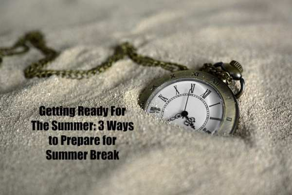 Getting Ready For The Summer_ 3 Ways to Prepare for Summer Break from North Carolina Lifestyle Blogger Adventures of Frugal Mom