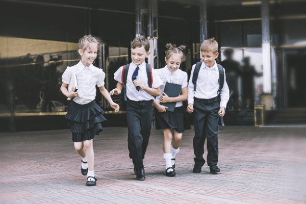 Key Tips on How to Save Money with Kids' School Uniforms from North Carolina Lifestyle Blogger Adventures of Frugal Mom