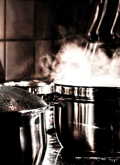 Six Steps to Cooking Like a Pro!