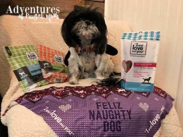 Allie Spreads Kindness with I and love and you from North Carolina Lifestyle Blogger Adventures of Frugal Mom