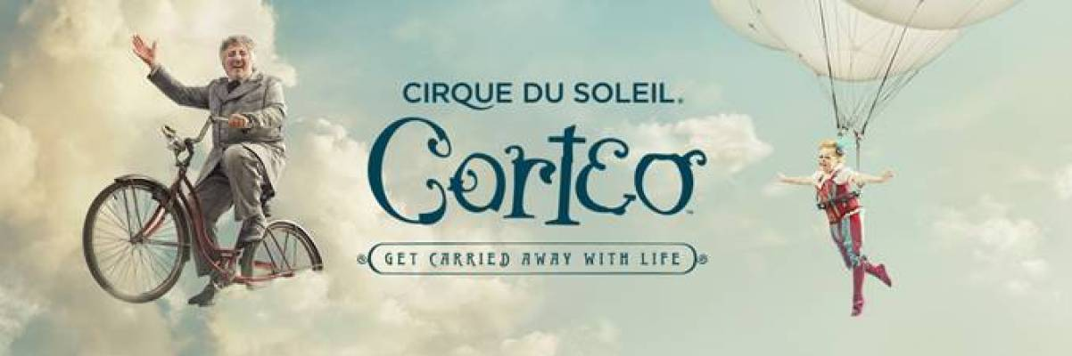 Excited to Be Attending Corteo, a Cirque Du Soleil Production from North Carolina Lifestyle Blogger Adventures of Frugal Mom