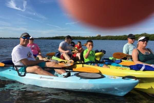 5 Useful Tips On Kayaking With Your Kids For The First Time from North Carolina Lifestyle Blogger Adventures of Frugal Mom