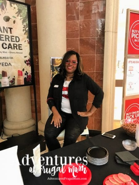 Sipping, Shopping, and Feeling Good from North Carolina Lifestyle Blogger Adventures of Frugal Mom