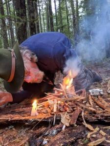 kindling a flame