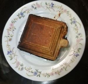 Moussaka hand-pie