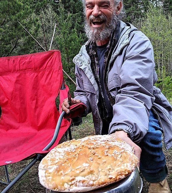 Robert's Cast Iron Bread
