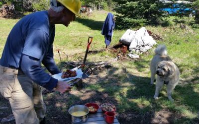 Lost Creek Longhouse Chapter 4: Camp to Eat, Eat to Camp