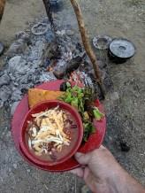 chili & cornbread