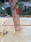 measuring the runout